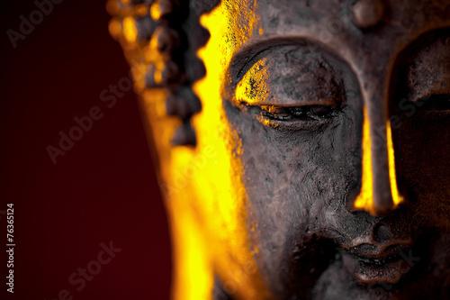 Fotografija  Face of Buddha