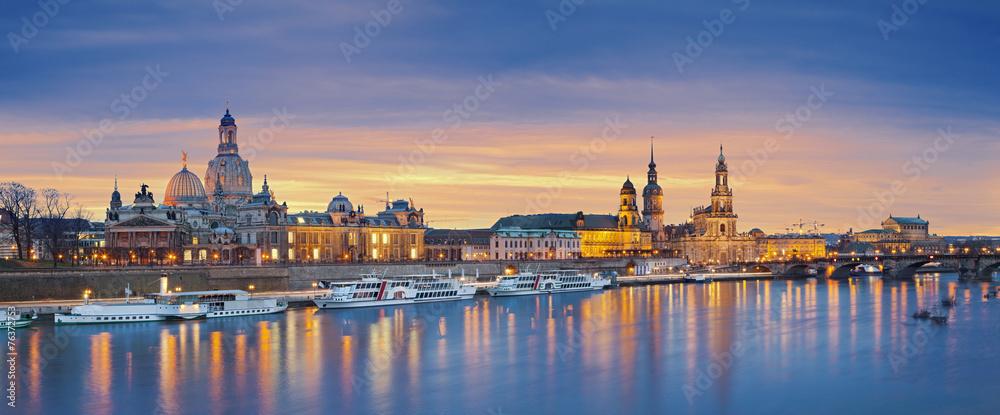 Fototapety, obrazy: Dresden.