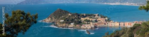 Cadres-photo bureau Tunisie Panorama of Sestri Levante