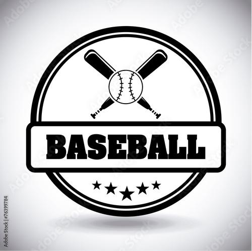 Photo  baseball game