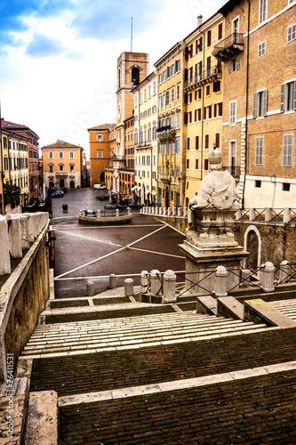 Photo Ancona Piazza del Plebiscito