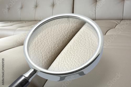 Qualitätstest Polstermöbel – kaufen Sie dieses Foto und finden Sie ...
