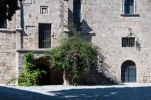 Argirokastrou Square Rhodes Town