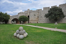 The Dry Moat Rhodes