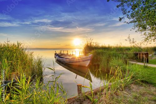 un ricon con encanto en el lago