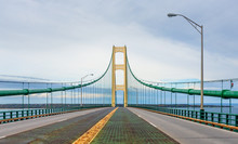 Crossing The Straits Of Mackinac