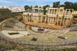 ntique Roman Theatre in Merida