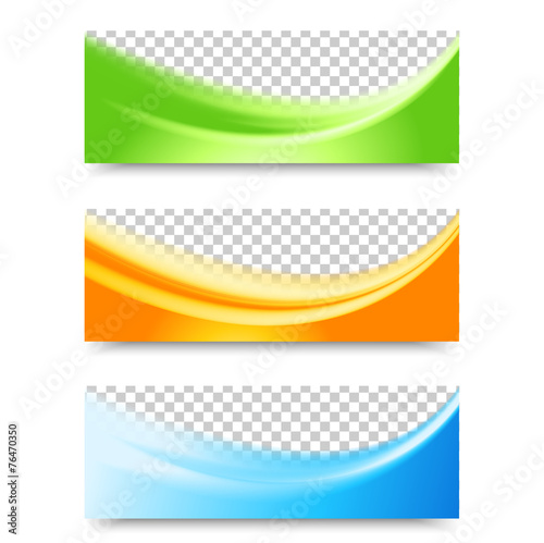 Fototapeta Flyer template header design. obraz