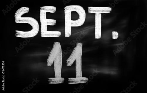 Fotografia  September 11 Concept