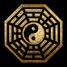 Pagua Yin Yang, China, Symbol ...