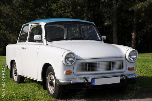Trabant 601 Wallpaper Mural