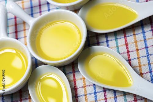 Fényképezés  Olive oil
