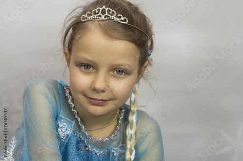 Fototapeta  Królowa śniegu
