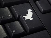 Keyboard With Return Key In Th...