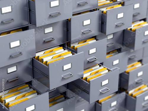 Fotografía  File cabinet
