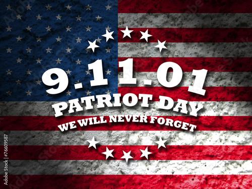 Photo  9-11 - patriot day