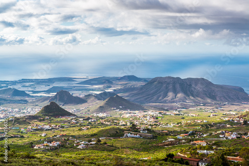 Tenerife, Canary Islands. Spain