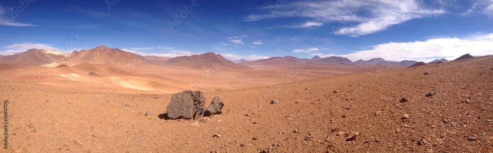 Fototapety, obrazy: wüste atacama trocken