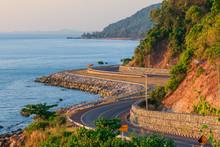 Chalerm Burapha Chonlathit Highway Look From Noen Nangphaya View