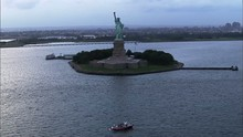 New York Statue Liberty FDNY