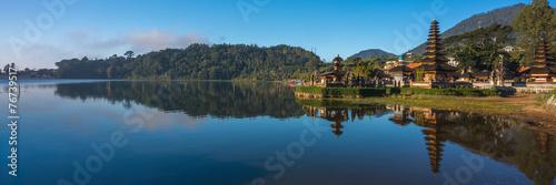Foto op Aluminium Bali Panorama Reflection