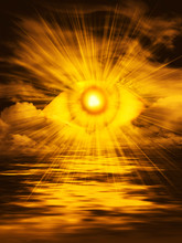God Is  Everywhere, The Eye Of The Lord