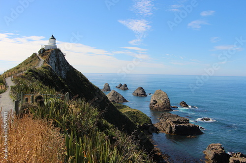 Photo  Nugget Point Lighthouse