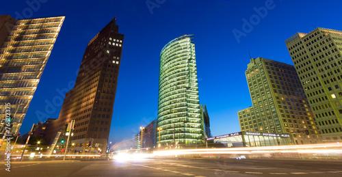 Fotografie, Obraz  Potsdamer Platz - Berlin