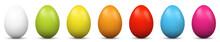 Ostereier, Eier, Ostern, Neben...
