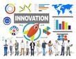 Digital Device Creativity Growth Success Innovation Concept