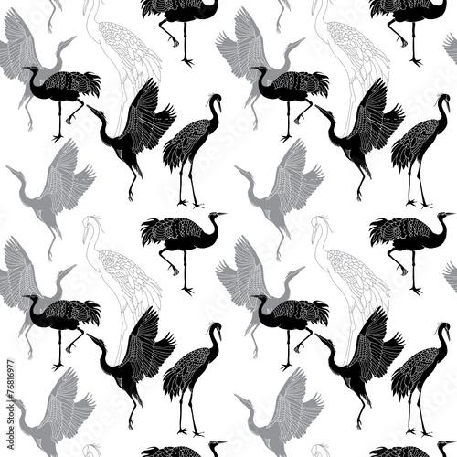 wzor-zurawi-ptakow