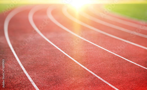 Cadres-photo bureau Stade de football running track