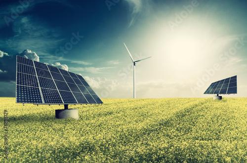 Fotografie, Obraz  Energie