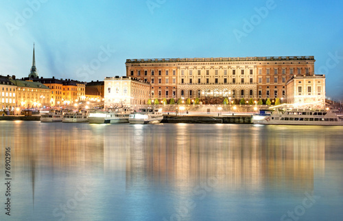 Photo  Stockholm Old Town, Sweiden