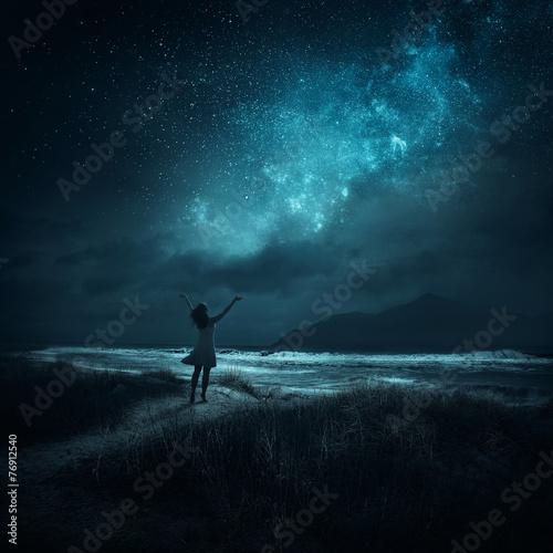 Plakát  Noční chvála