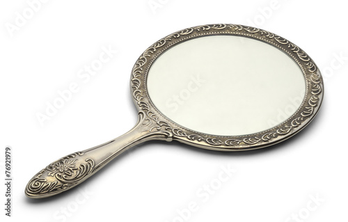 Fotografía  Cuarto de baño Espejo de mano