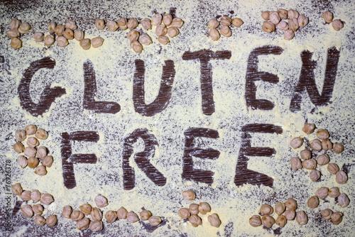 Valokuva  Gluten free
