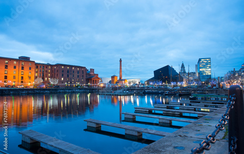 Liverpool, Albert Dock, England, UK