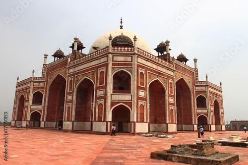 Foto op Aluminium Delhi Humayun's Tomb in Delhi India