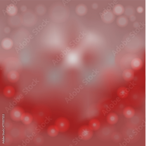 Fotografie, Obraz  abstract bokeh background. vector illustration