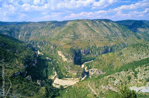 Fotomural Gorges du Tarn, Clécy,