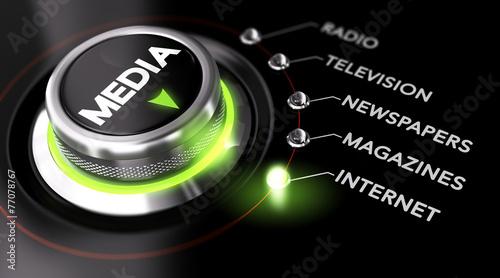 Cuadros en Lienzo  Advertising Campaign, Mass Medias