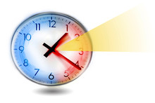 Changing Time On The Clock