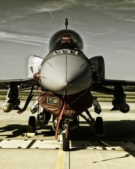 Fototapetamilitary aircraft, fighter jet