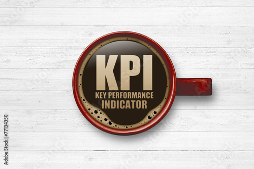 Photo Stands Chicken Key Performance Indicator