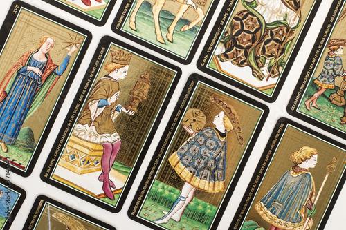 Photo  Cartas de Tarot