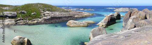 Printed kitchen splashbacks Australia Elephant Rocks, Denmark, Western Australia