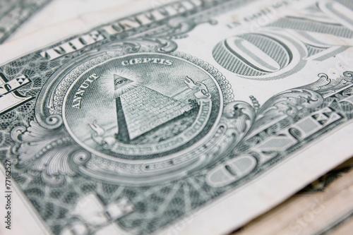 Fototapety, obrazy: US Dollar