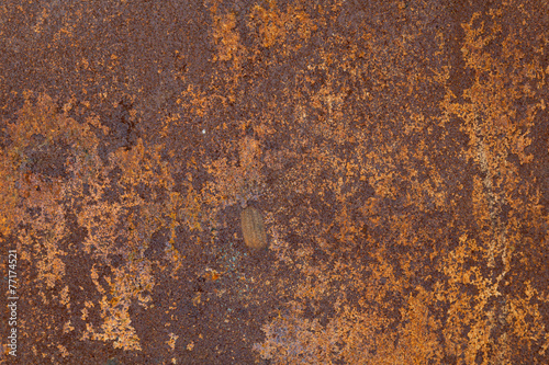 Cadres-photo bureau Metal Rusty metal texture