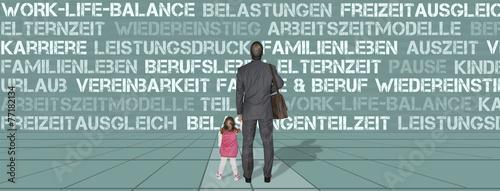 Fotografia  Vereinbarkeit Beruf und Familie